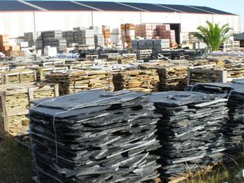 Macysa - Piedra natural y jardinería - Macysa Materiales de Construcción y Saneamiento SL