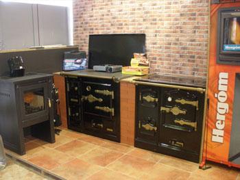 Macysa - Cocinas y chimeneas - Macysa Materiales de Construcción y Saneamiento SL